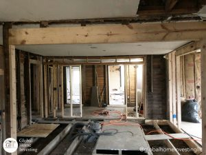 Renovating a Century Old Famrhouse | Culleoka, TN | Global Home Investing LLC