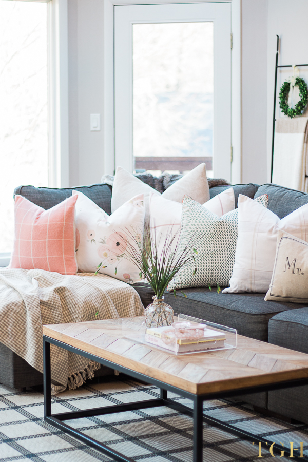 Spring Throw Pillows | Spring Decor Ideas | Global Home Investing